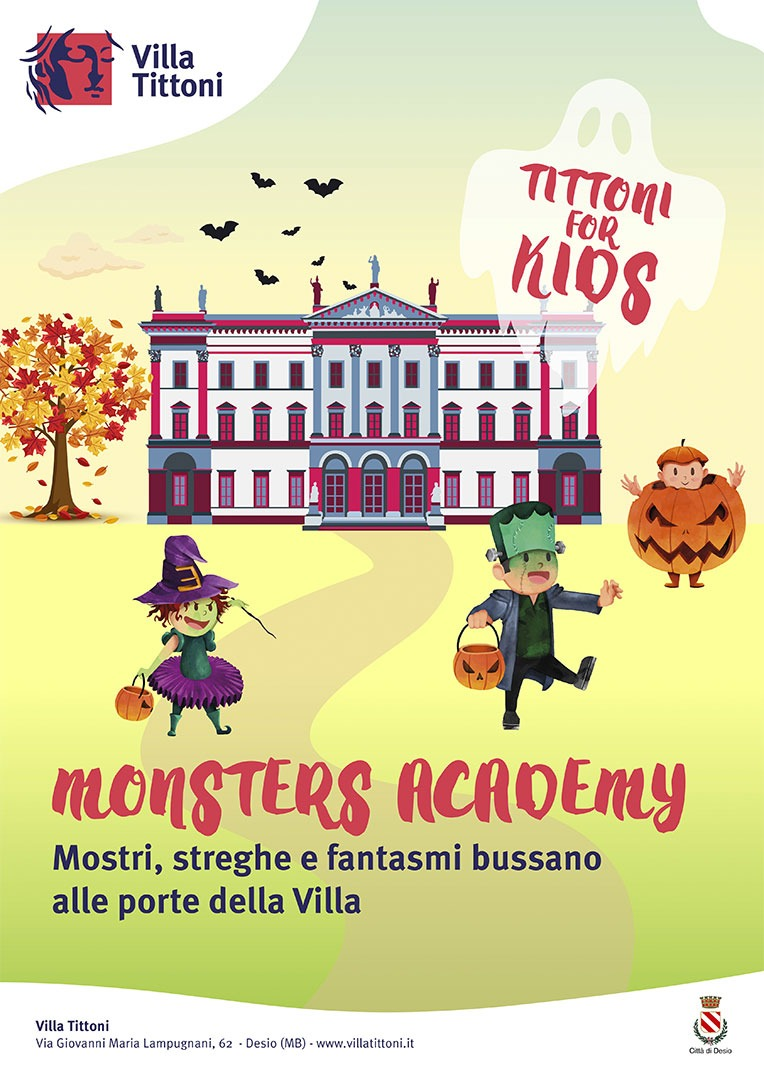 Tittoni for Kids - Monsters Academy