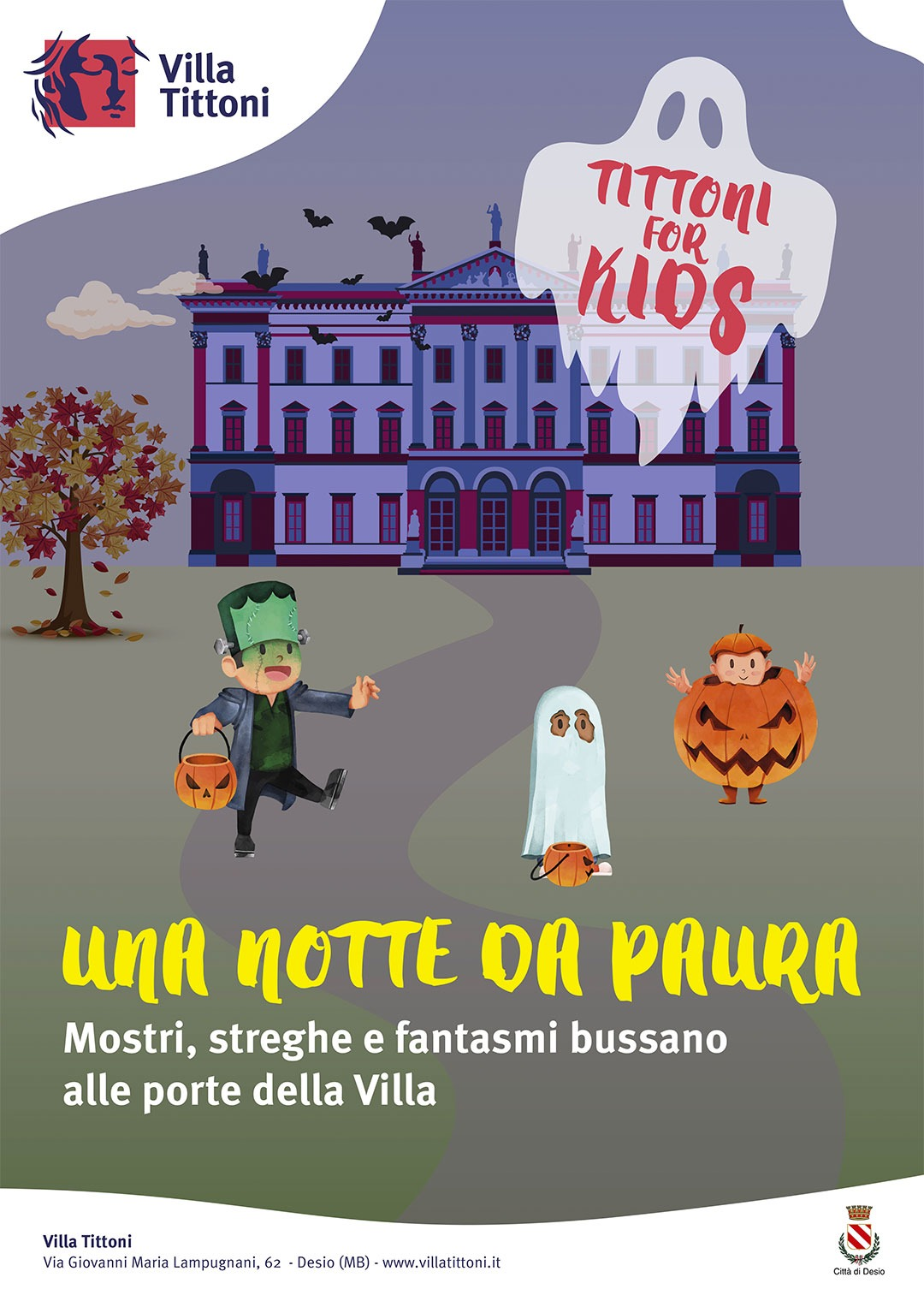 Tittoni for Kids - Una Notte da Paura!!