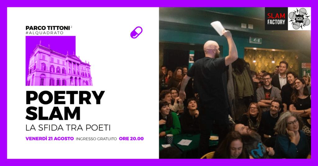 Parco Tittoni - Poetry Slam