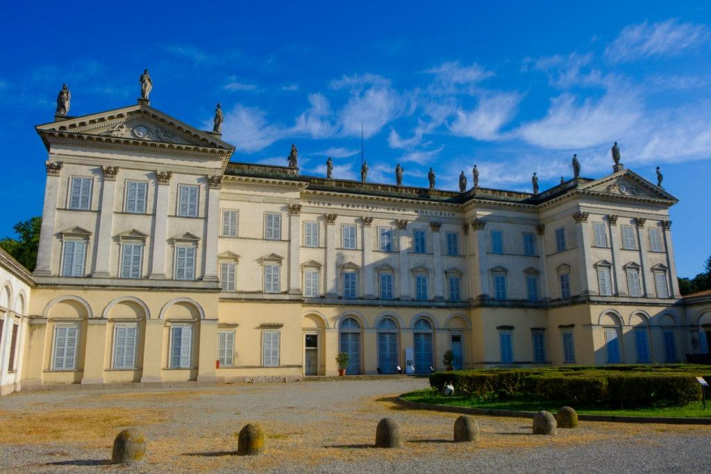 Visite guidate in Villa - ANNULLATE LE VISITE DEL 8 E 15 NOVEMBRE