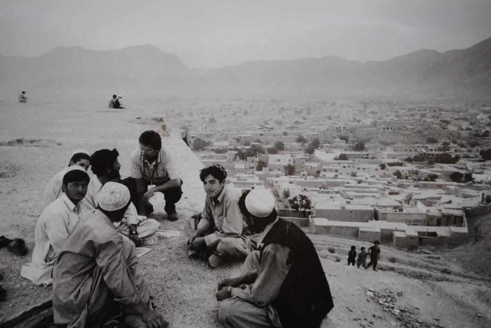 IN AFGHANISTAN   Fotografie di Mario Dondero a cura di Emergency